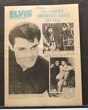 """Original 1967- """"Easy Come, Easy Go"""" Elvis Presley HERALD - He sings & swings"""