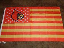 University of Louisville Cardinals Flag