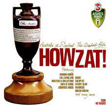 HOWZAT ! - AUSTRALIA vs ENGLAND - THE GREATEST HITS / VARIOUS ARTISTS - 2 CD SET