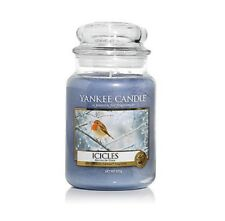 Yankee Candle - ICICLES - UK VERSION!! - 22 oz - RARE AND HARD TO FIND!!