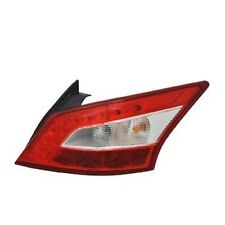 Left Side Replacement Tail Light Assembly For 2009-2011 Nissan Maxima