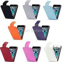 For Apple iPhone 5 Apple iPhone 5S Apple iPhone SE PU Leather Flip Case Cover