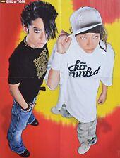 BILL & TOM KAULITZ - A2 Poster (XL - 42 x 55 cm)- Tokio Hotel Clippings Sammlung