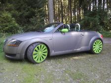 Audi tt Quattro Cabrio