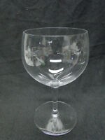 Baccarat Volnay Tall Water Goblet Glasses 6 1/2in Clear Cut Crystal