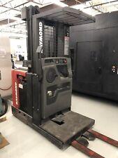 Raymond Model Opc30Tt 3000lb Capacity Order Picker Electric Forklift