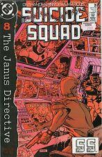 SUICIDE SQUAD # 29 - JANUS DIRECTIVE PART 8 ( VOL.1 -  SCARCE 1989 )