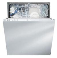 Indesit DIF 04B1 Integrated Dishwasher - White