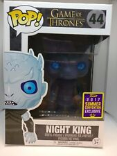 Funko POP! 44 Night King Translucent Game Of Trones sdcc 2017 summer convention