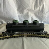 Aristo-Craft ART-41600 - Triple Dome Tank Car - Undecorated G Scale
