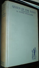 Queen of the Dawn – H. Rider Haggard (1st Edition, 1925)