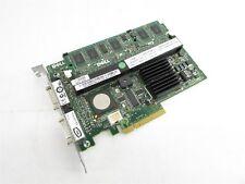 Dell XM768 PowerEdge Perc 5E RAID PCIe x8 Dual SAS Controller Card 256MB BBU