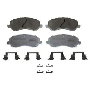 Wagner OEX866 Front Premium Ceramic Brake Pads