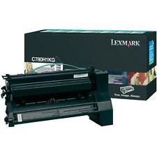 Original Lexmark Toner C780H1KG Black New B