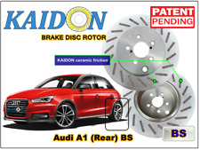 """AUDI A1 disc rotor KAIDON (Rear) type """"RS"""" / """"BS"""" spec"""