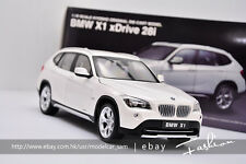 Kyosho 1:18 BMW X1 E84 sDrive28i White