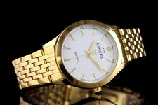 BISSET BSDE51 EPIC GOLD EDITION   SWISS MADE Herrenuhr Armbanduhr