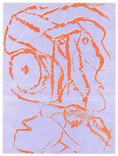 Pierre Alechinsky original lithograph