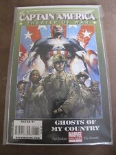 Marvel Comics - Captain America one shot - Theater of war - Gosts of my Country