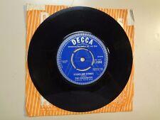 "CHECKMATES: Sticks And Stones- Please Listen To Me-U.K. 7"" 64 Decca F.11844 Demo"