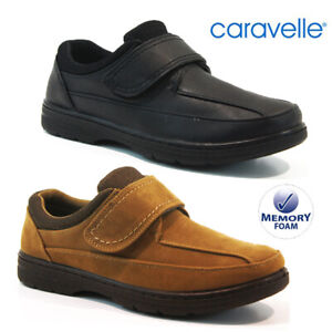 MENS LIGHTWEIGHT SHOES WALKING CASUAL STRAP UP MOCCASIN DRIVING DECK BOAT SIZE