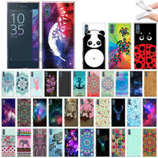"For Sony Xperia XZ F8331 / XZs 5.2"" Various Pattern TPU SILICONE Soft Case Cover"