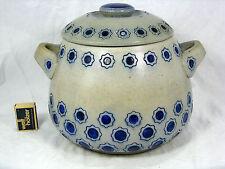Jugendstil Keramik Bowle Dr. Fritz Hammerschmidt  # Art Nouveau tureen 379  5