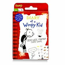 Paul Lamond Wimpy Kid Zoo Wee Mama jeu de cartes