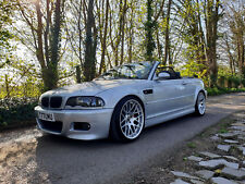 Bmw E46 M3 Cabriolet Modified Stanced Show Car Future Classic Perfect Condition
