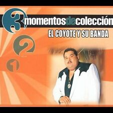 3 Momentos De Coleccion [Box] by El Coyote y Su Banda Tierra Santa (CD, Dec-2004