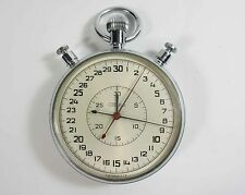 SLAVA Russian Soviet Stop Watch Mechanical stopwatch USSR (sl12)