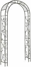 Gardman Nature Metal Garden Arch Rose Archway