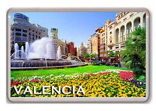 VALENCIA SPAIN FRIDGE MAGNET SOUVENIR NEW IMAN NEVERA