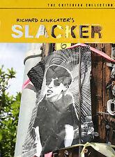 Slacker (DVD, 2004, 2-Disc Set) CRITERION COLLECTION  Richard Linklater