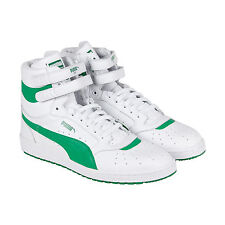 PUMA Leather Casual Sneakers for Men