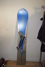 PLANCHE SNOWBOARD ROSSIGNOL A159 T 159 CM + FIXATION EMERY QUATRO SNOW BOARD