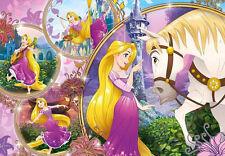 Clementoni Kinderpuzzle 104 Maxi Teile Disney: Rapunzel (23702)