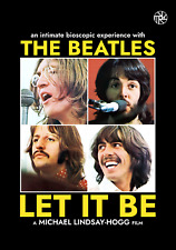 Let it be - the Beatles Rare DVD Import