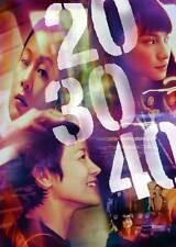 20 30 40 Movie POSTER 27x40 Sylvia Chang Rene Liu Angelica Lee Kate Yeung