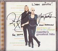 Roxette Don't bore us-get to the chorus-Greatest hits (1995) [CD]