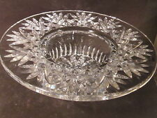 """Waterford Crystal BETHANY PILLAR CANDLE HOLDER OR CANDY DISH 8"""""""