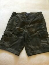 Abercrombie & Fitch, Men Classic Cargo shorts, size 30, NEW WITH TAG,(V791)