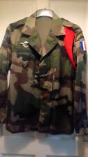 More details for french foreign legion new 2rep f2 cce combat 2nd company jacket size 40-42/104.
