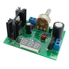 LM317 Adjustable AC/DC To 5V 12V Voltage Regulator Step-down Module Power Supply