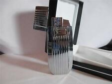 Colibri Extravagance Silver Cigar Lighter Engravable