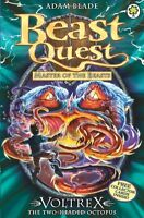Voltrex the Two-headed Octopus: Series 10 Book 4 (Beast Quest),Adam Blade