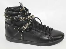 AUTH Yves Saint Laurent Women Black Sneaker 39