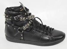 AUTH Yves Saint Laurent Women Black Sneaker 35.5