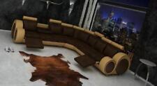 Einfarbige Sofas Wohnlandschaften aus Baumwollmischung