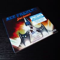 Ace Frehley: Space Invader USA Deluxe Edition CD+2 Bonus Trk+Poster NEW #32-1 *